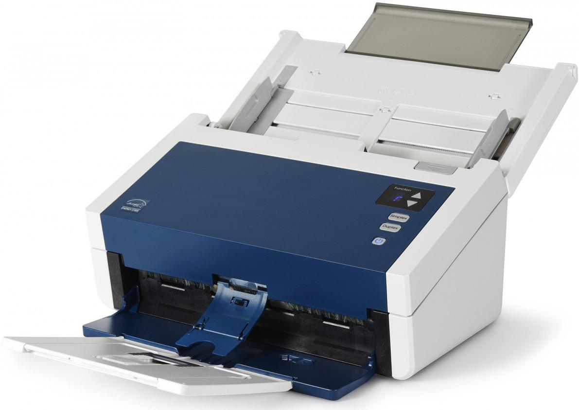 Сканер Xerox Documate 6440, 100N03218, серый цена