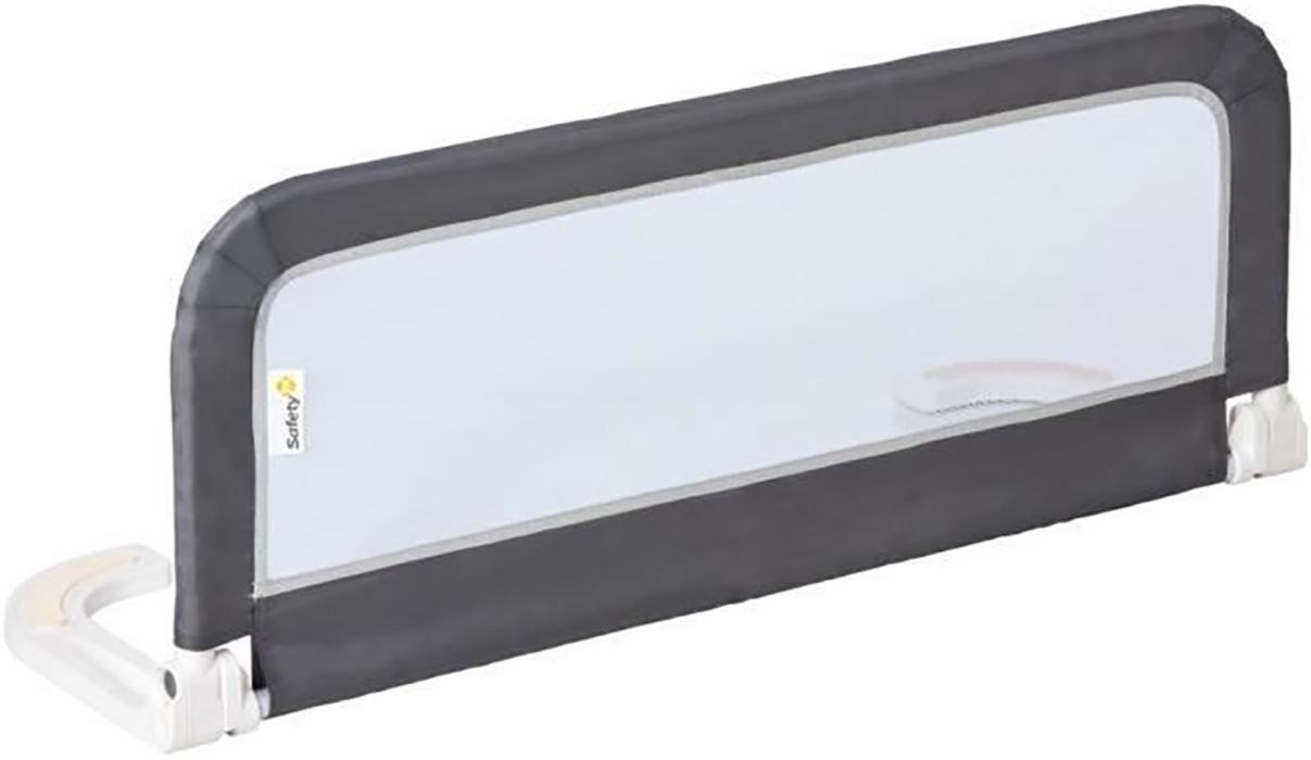 Барьер Safety 1st для детской кроватки (106 см) белый, серый барьер safety 1st барьер safety 1st 24530010 24530010 серый