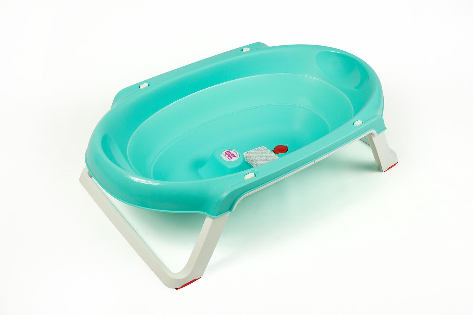Детская ванна OK BABY ONDA бирюзовый