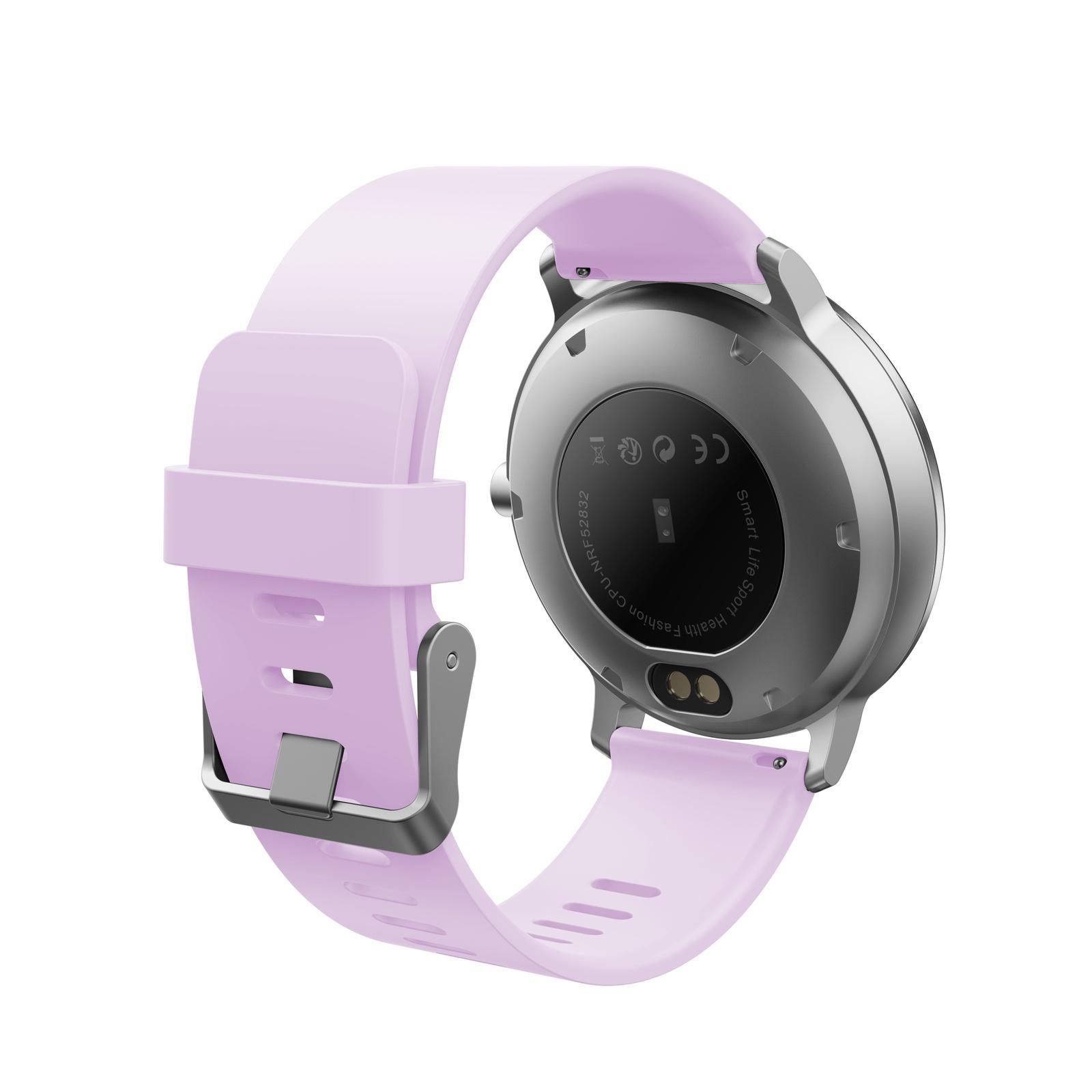 Умные часы COLMI V11 (сиреневые) Colmi