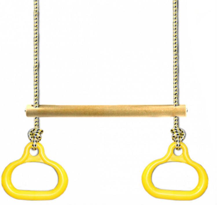 Гимнастические кольца Kampfer Кольца гимнастические