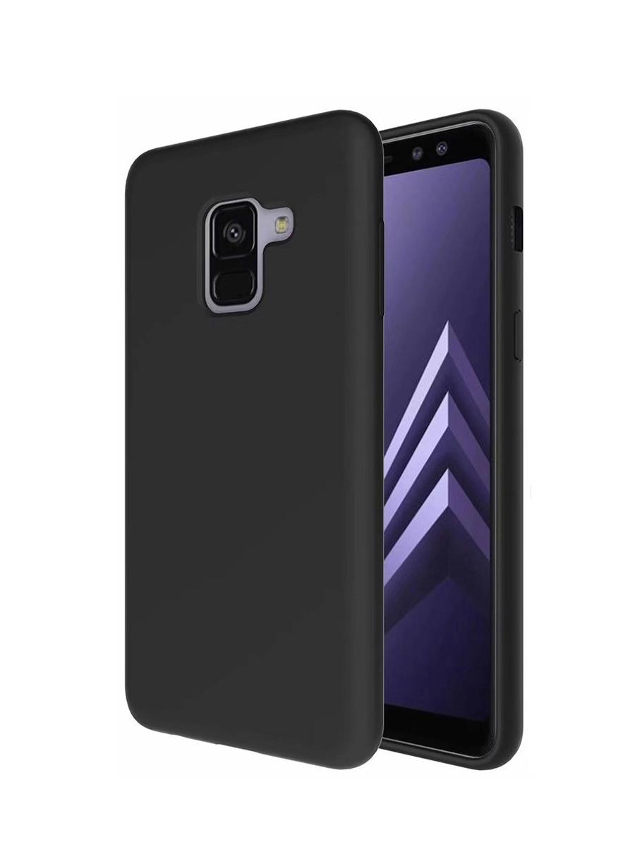 Чехол для сотового телефона YOHO Samsung Galaxy A8 (2018), черный