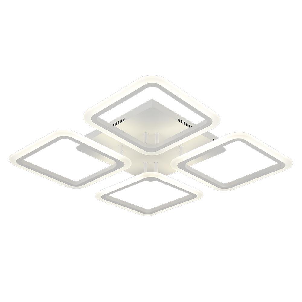 купить Потолочный светильник Profit Light 2375/4 WHT по цене 6930 рублей
