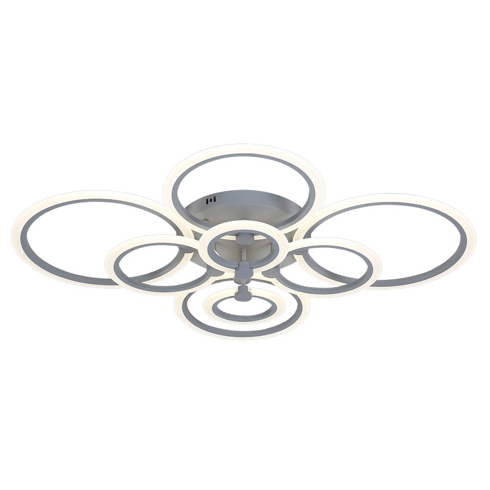 Потолочный светильник Profit Light 2376/8 GRY mio link grey large 56p gry l