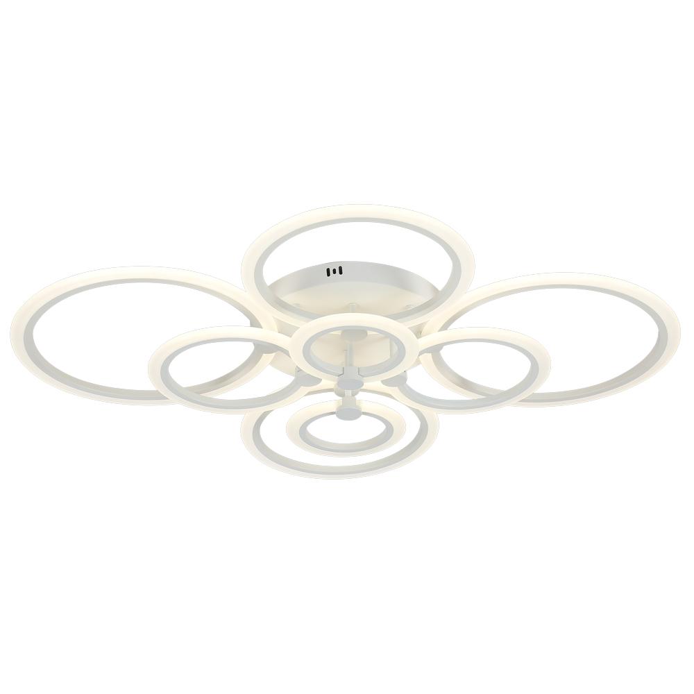 Потолочный светильник Profit Light 2376/8 WHT люстра потолочный светильник аврора бунгало 10014 5l