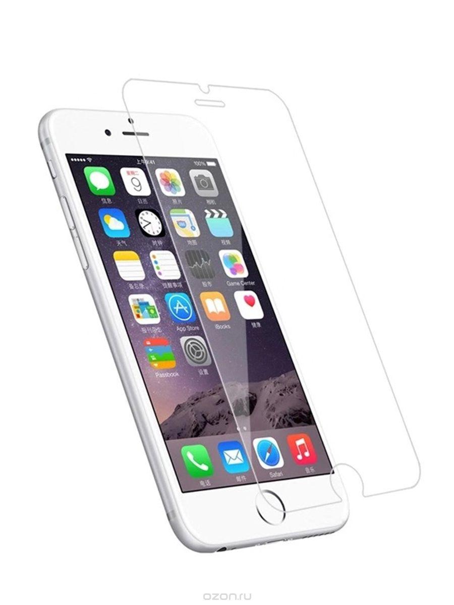 Защитная пленка для Apple iPhone 4 5S SE 6S 7 7 Plus защитная пленка luxcase для apple iphone 6 plus 5 5 front