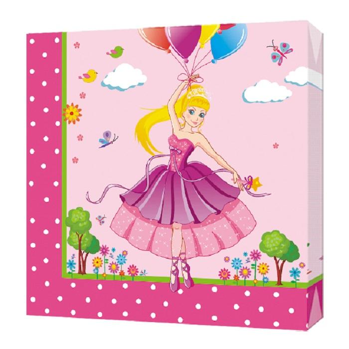 Салфетки бумажные Bulgaree Green Принцесса, разноцветный4604490002160Декоративные трехслойные салфетки для сервировки стола полноцветной печати из 100% целлюлозы европейского качества. В упаковке 20 салфеток, размер салфетки в развороте 33 см на 33 см.