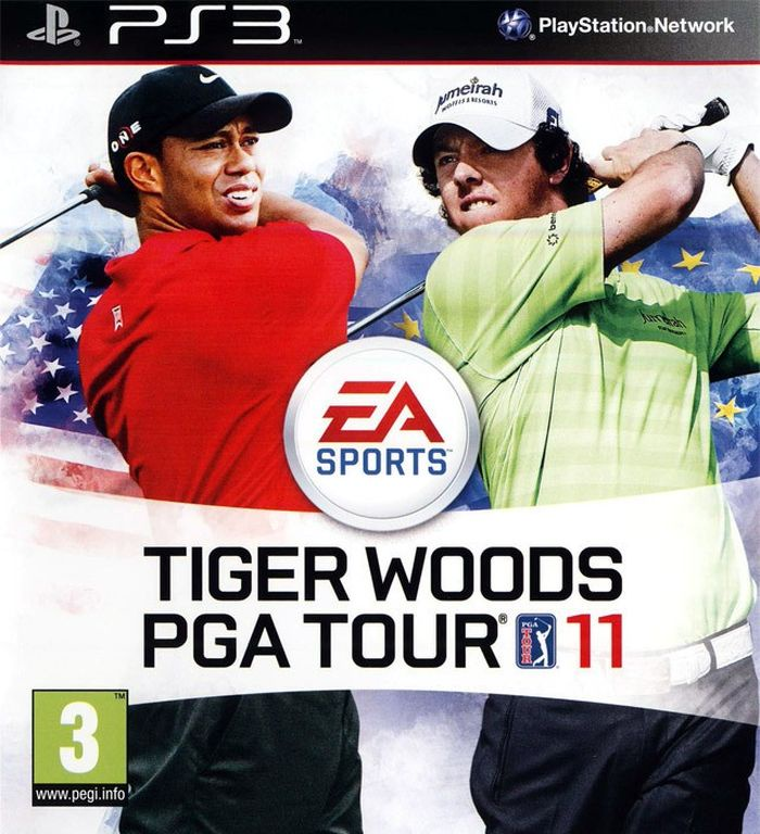 Tiger Woods PGA Tour 11 (PS3) все цены
