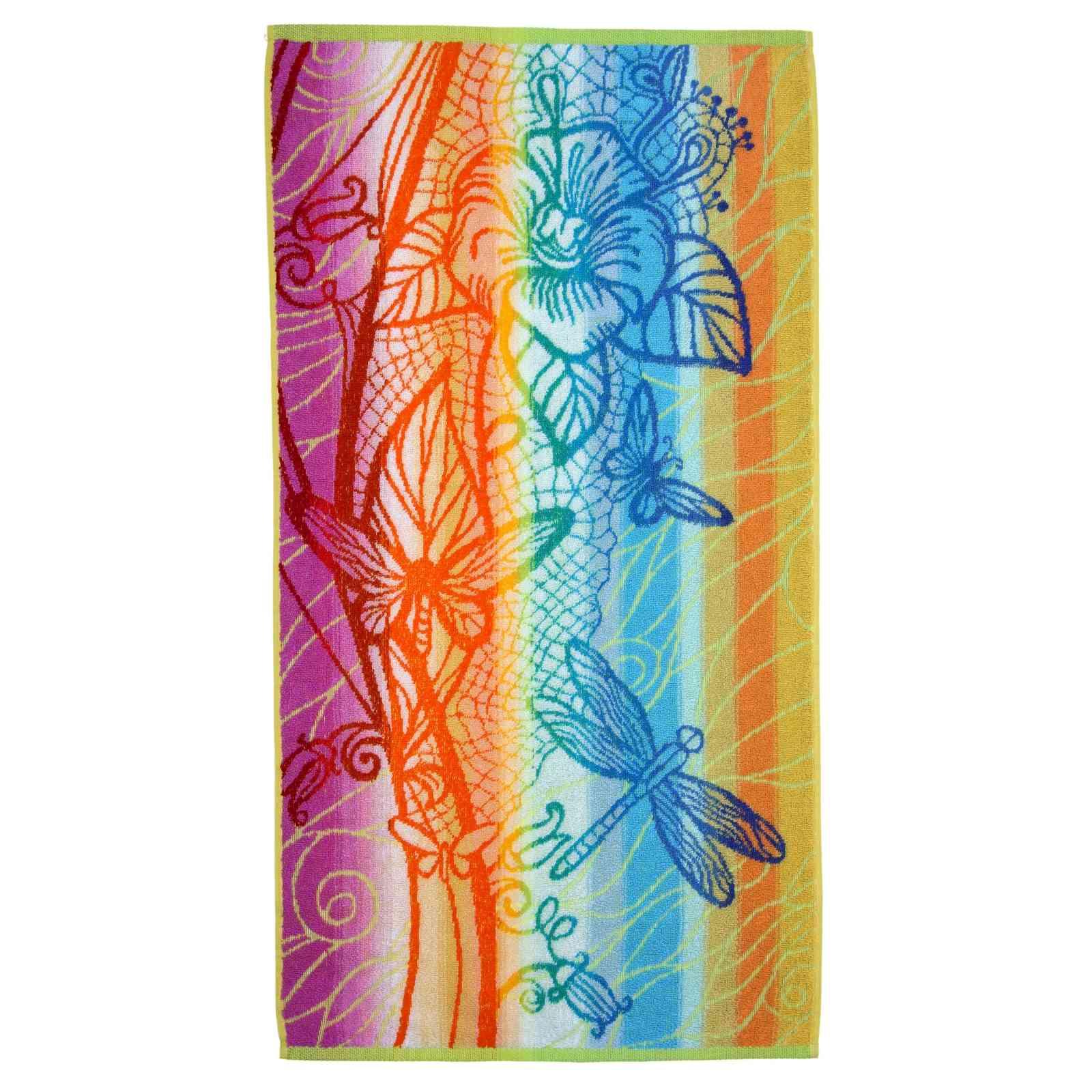 Полотенце для лица, рук или ног Авангард Махровое полотенце, разноцветный авангард полотенце махровое пестротканое жаккардовое доченьке