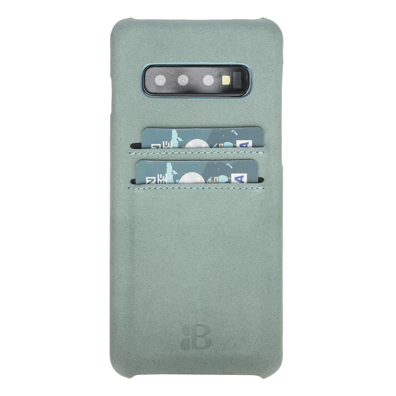 Чехол для сотового телефона Burkley для Samsung S10 Ultimate Jacket, голубой