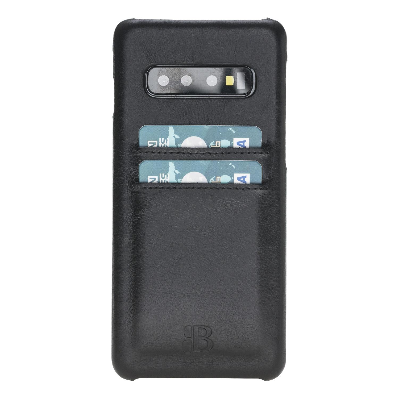 Чехол для сотового телефона Burkley для Samsung S10 Ultimate Jacket, черный