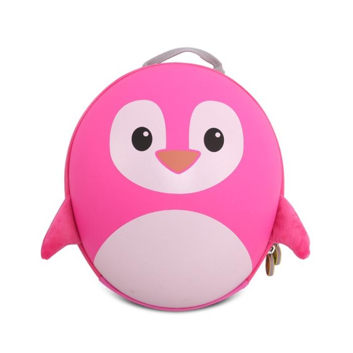 Рюкзак BB Bag Розовый пингвин