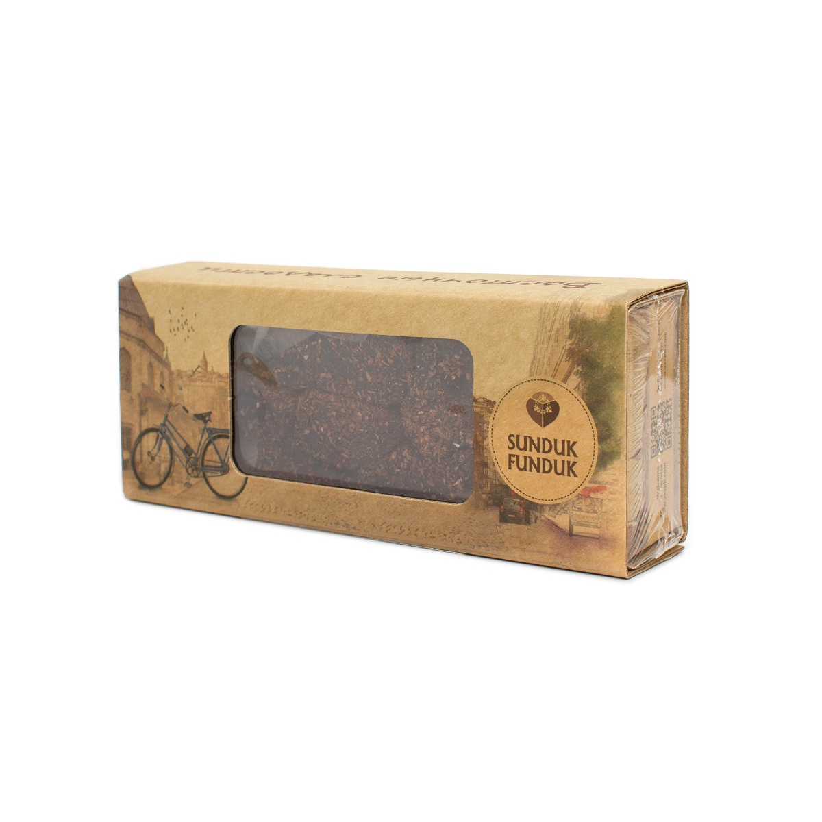 Рахат-лукум Шоколадница в какао 200 г