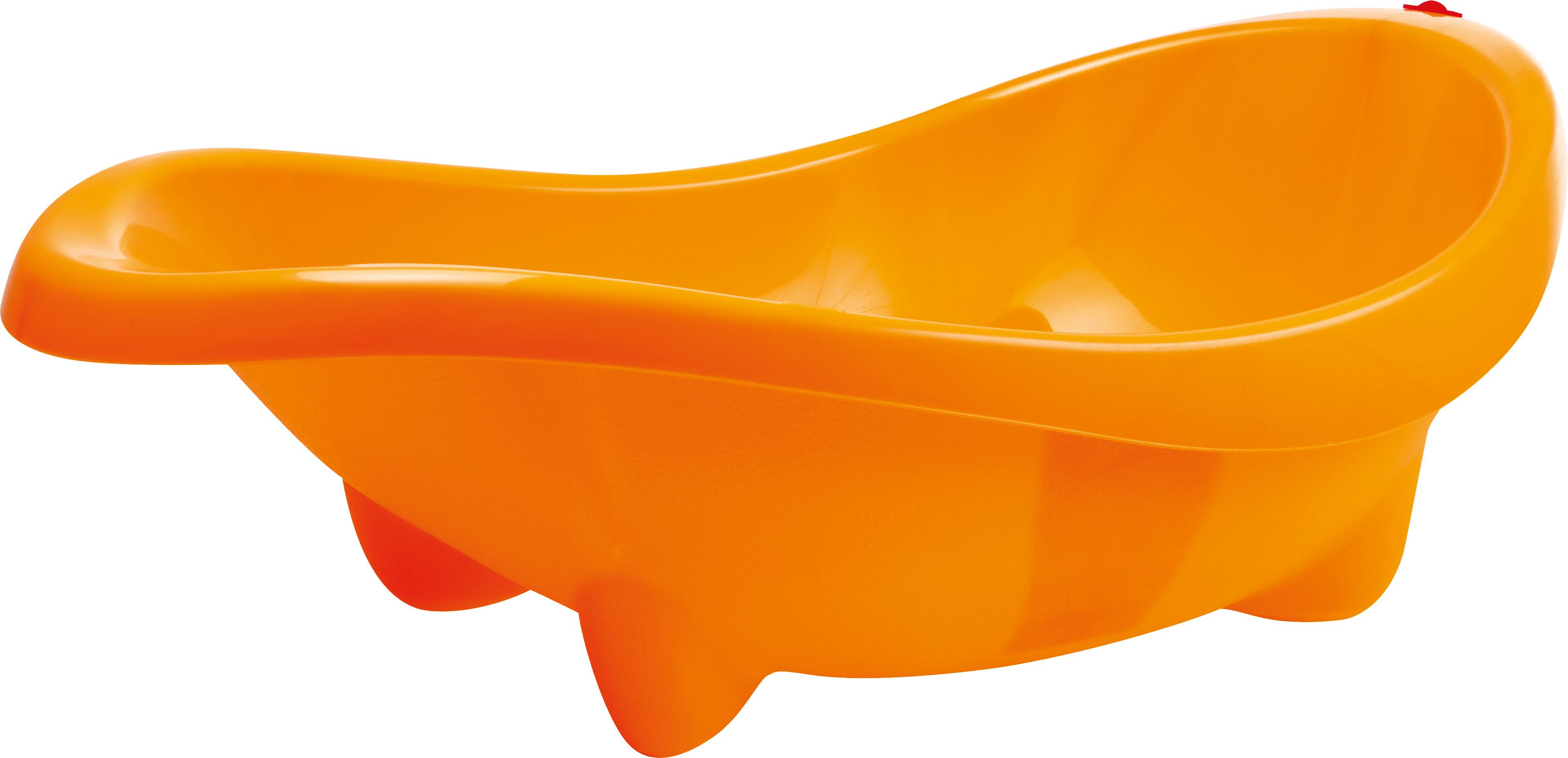 Детская ванна OK BABY Laguna оранжевый