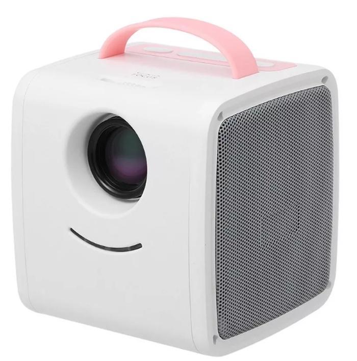 Портативный проектор Zodikam Zkids Rose, светло-розовый Zodikam