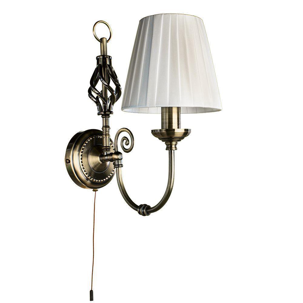 Бра Arte Lamp A8390AP-1AB, белый