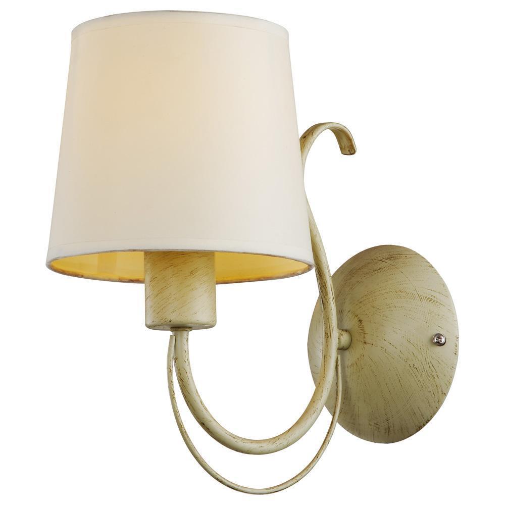 Бра Arte Lamp A9310AP-1WG, белый arte lamp бра orlean a9310ap 1wg