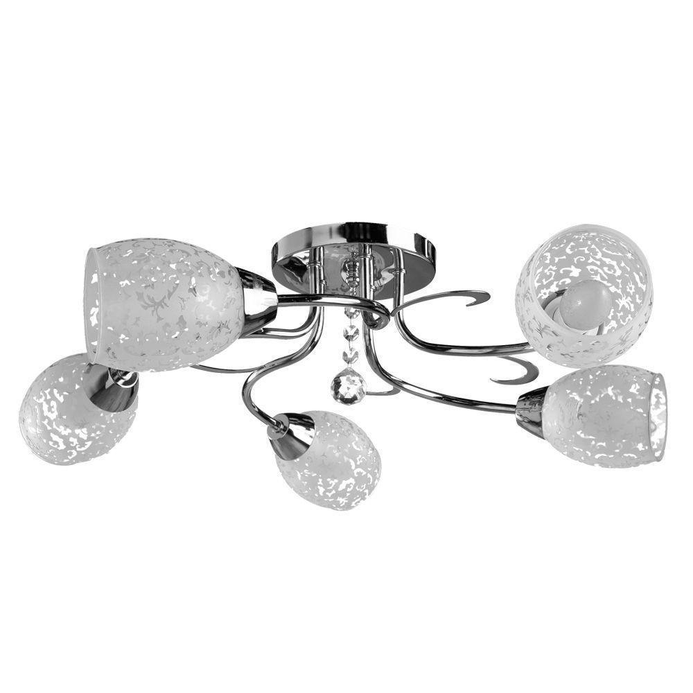 Потолочный светильник Arte Lamp A6055PL-5CC, белый arte lamp a1150lm 5cc