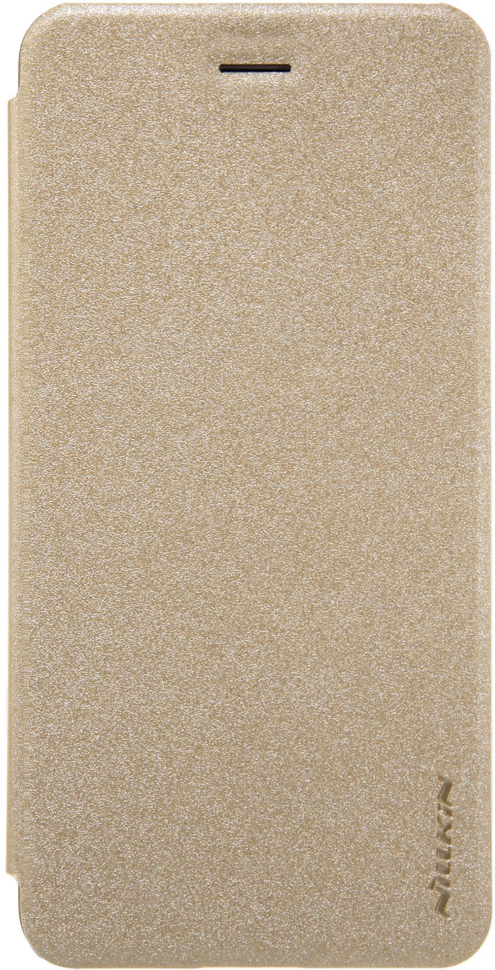 Чехол для сотового телефона Nillkin T-N-HH9-009, золотой чехол nillkin sparkle leather case для apple iphone 6 plus цвет белый t n aiphone6p 009