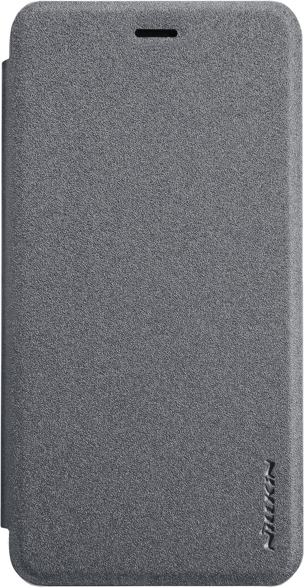 Чехол для сотового телефона Nillkin T-N-HHV9P-009, черный чехол nillkin sparkle leather case для apple iphone 6 plus цвет белый t n aiphone6p 009