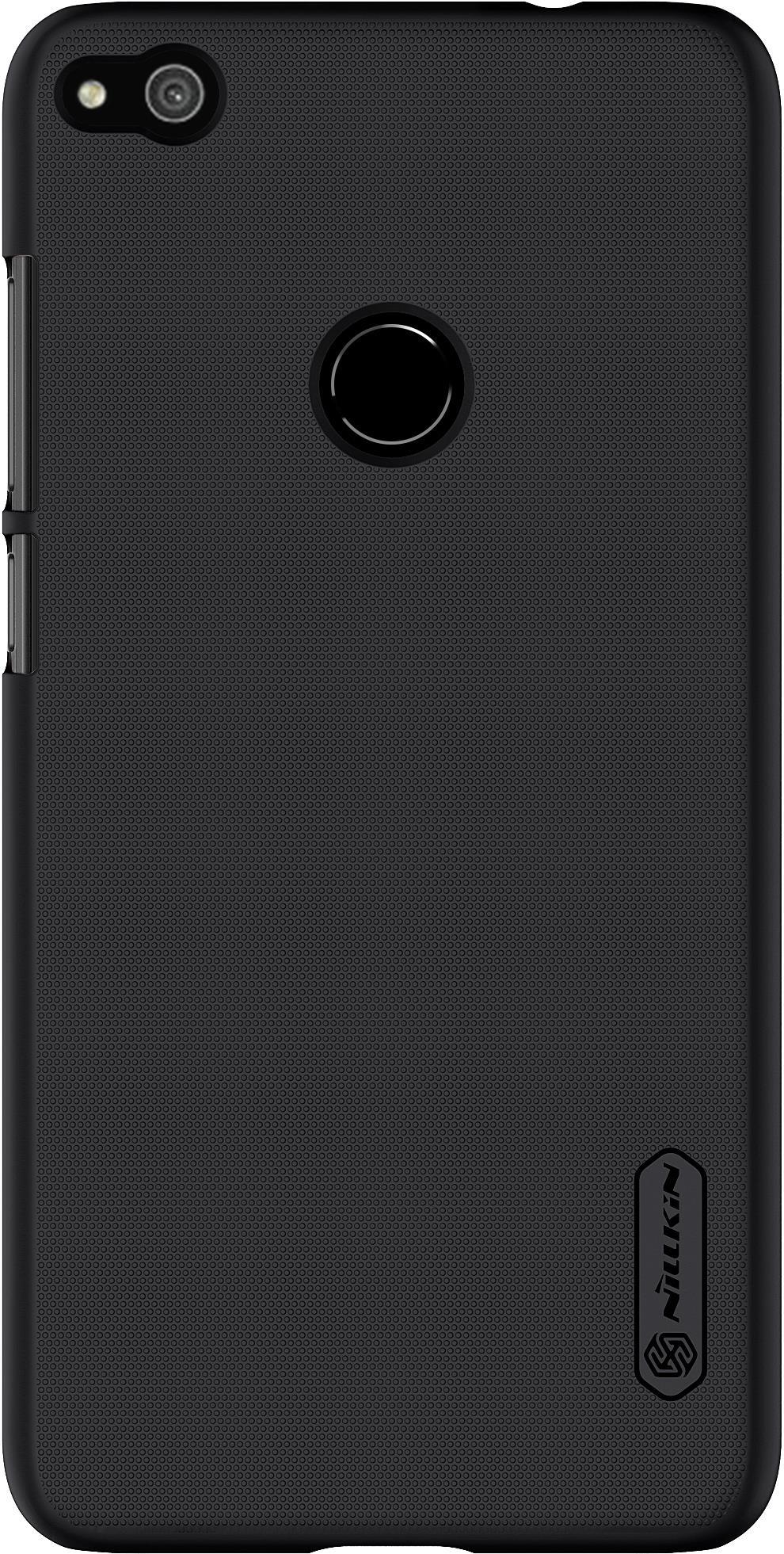 Пластиковый чехол Nillkin для Huawei P8 Lite (2017)/Honor 8 Lite painted pink flamingo pu leather case cover for huawei p8 lite