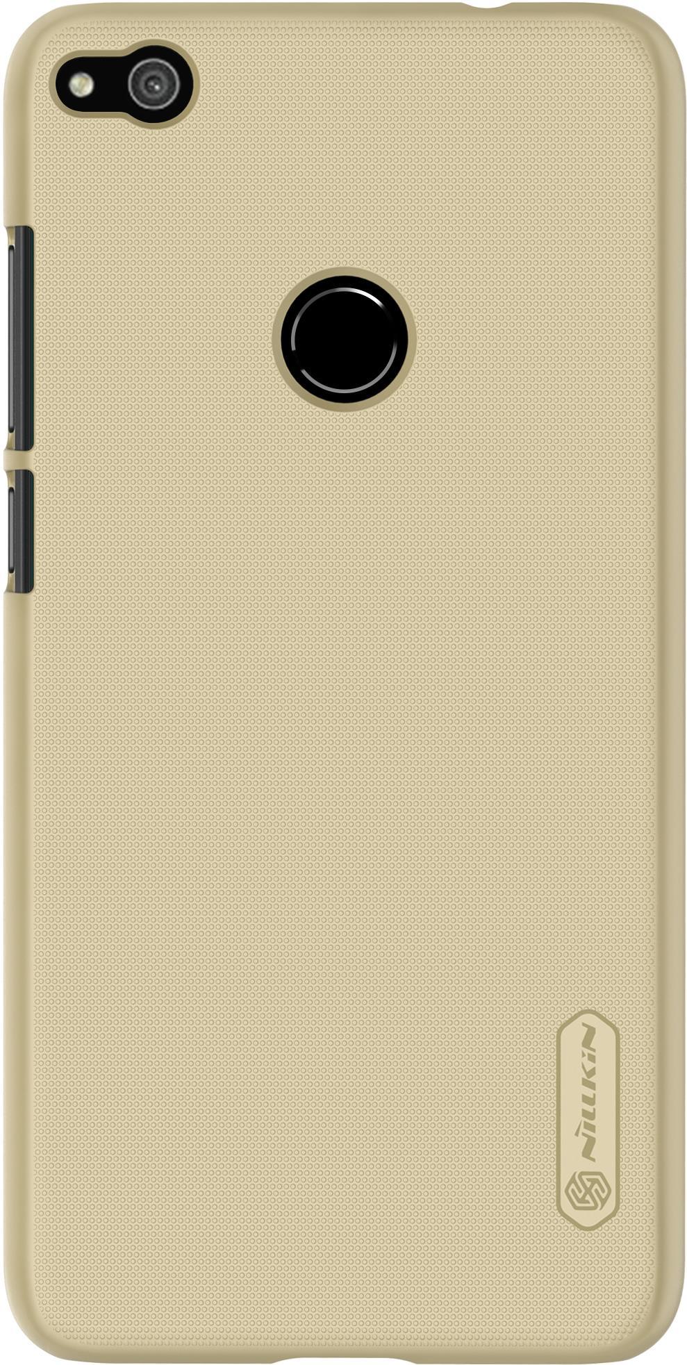 Чехол для сотового телефона Nillkin T-N-HP8L2017-002, черный не трогайте меня pattern мягкий тонкий тпу резиновый силиконовый гель дело чехол для huawei p8 lite