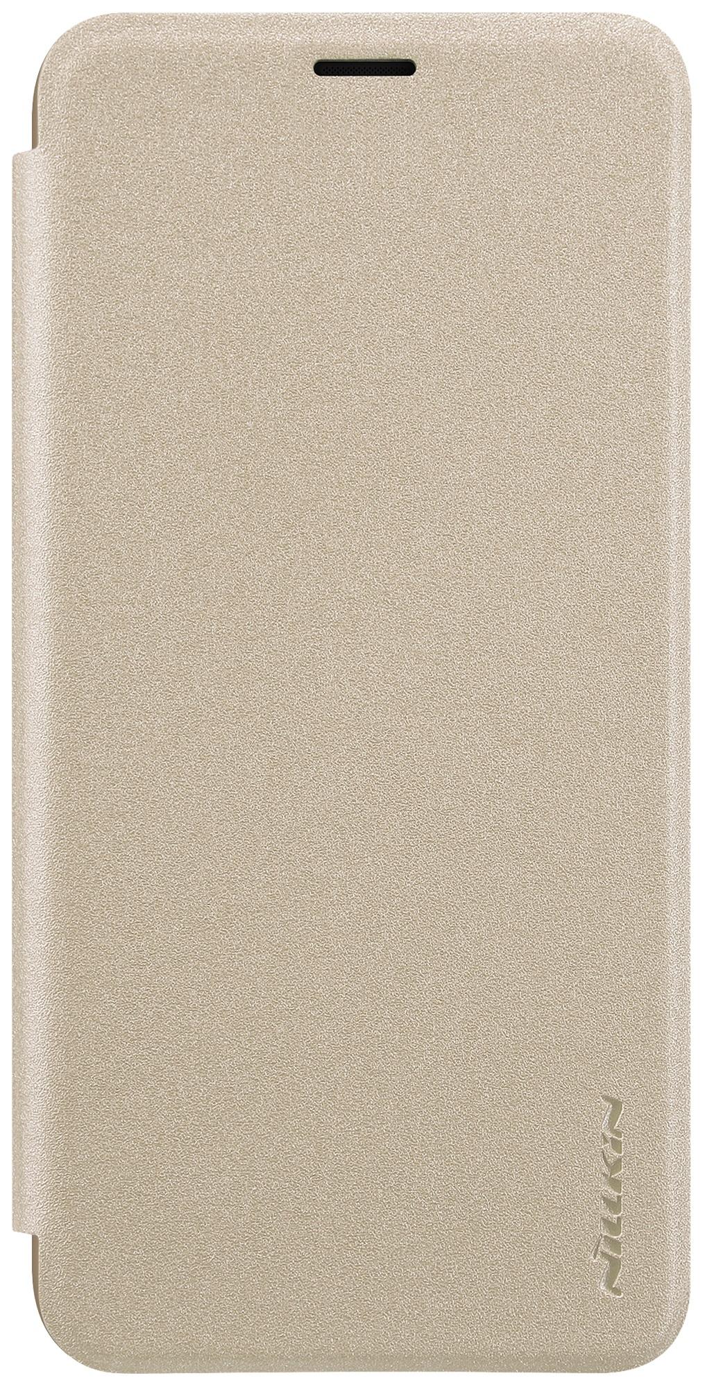 Чехол для сотового телефона Nillkin T-N-HH7X-009, золотой чехол nillkin sparkle leather case для apple iphone 6 plus цвет белый t n aiphone6p 009