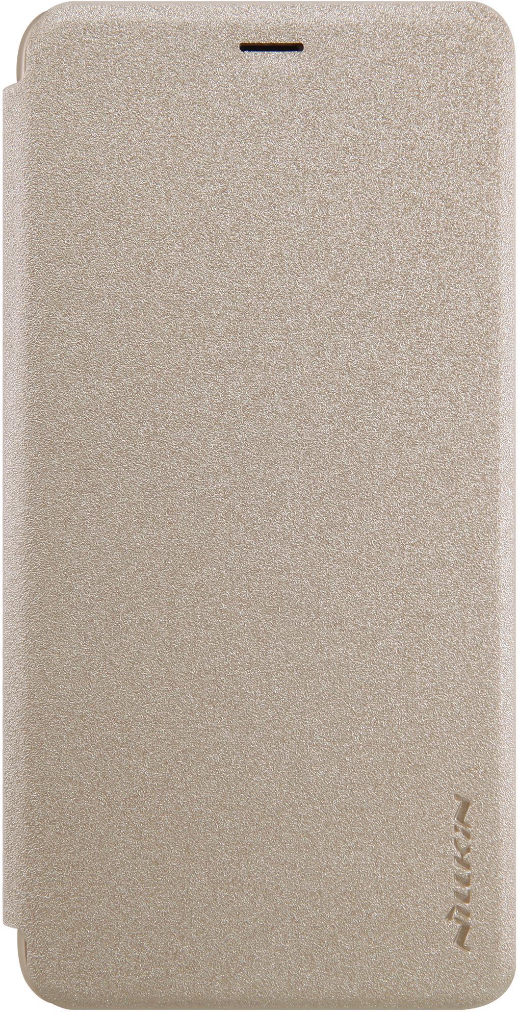 Чехол для сотового телефона Nillkin T-N-MM3S-009, золотой чехол для сотового телефона nillkin sparkle 6902048161108 золотой