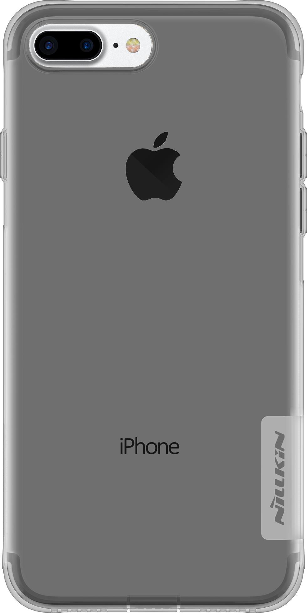 Чехол силиконовый для Apple iPhone 7 Plus аксессуар чехол snoogy для apple iphone 7 plus creative silicone 0 3mm black