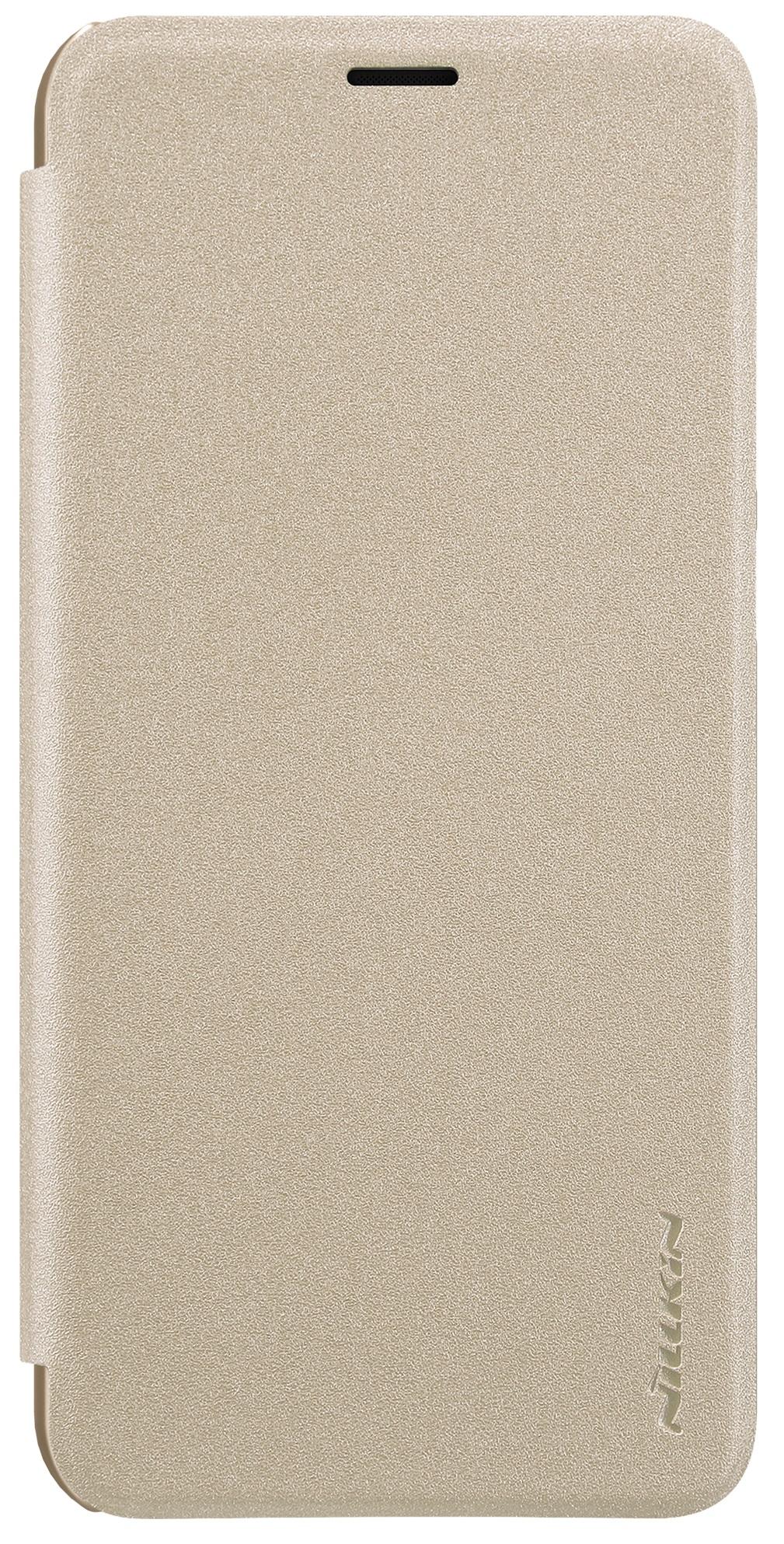 Чехол для сотового телефона Nillkin T-N-HHV10-009, золотой чехол nillkin sparkle leather case для apple iphone 6 plus цвет белый t n aiphone6p 009
