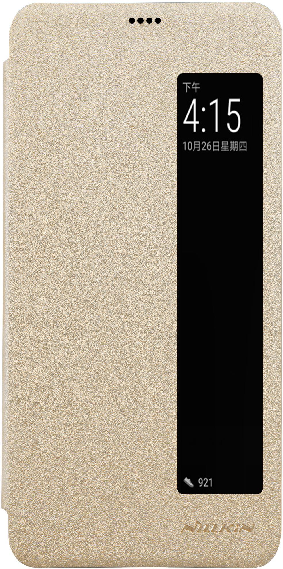 Чехол для сотового телефона Nillkin T-N-HP20P-009, золотой чехол nillkin sparkle leather case для apple iphone 6 plus цвет белый t n aiphone6p 009