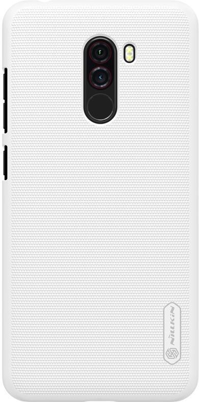 Чехол для сотового телефона Nillkin T-N-XPF1-002, белый накладка nillkin super frosted shield для iphone 6 plus цвет белый t n iphone6p 002
