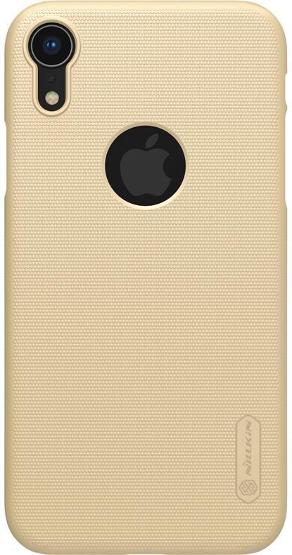 Чехол для сотового телефона Nillkin T-N-AIXR-002, золотой накладка nillkin super frosted shield для iphone 6 plus цвет белый t n iphone6p 002
