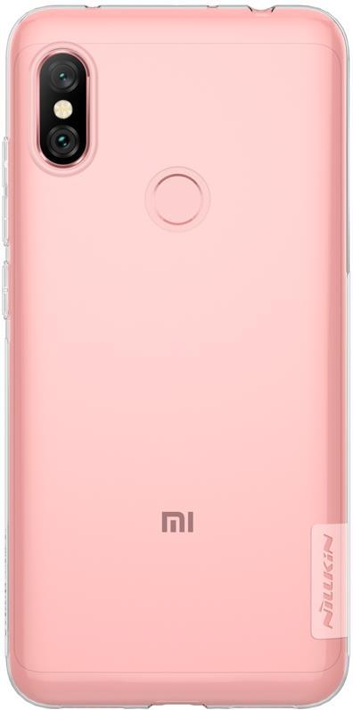 Чехол для сотового телефона Nillkin T-N-XNR6P-018, белый nillkin nature tpu case чехол для iphone 6 plus