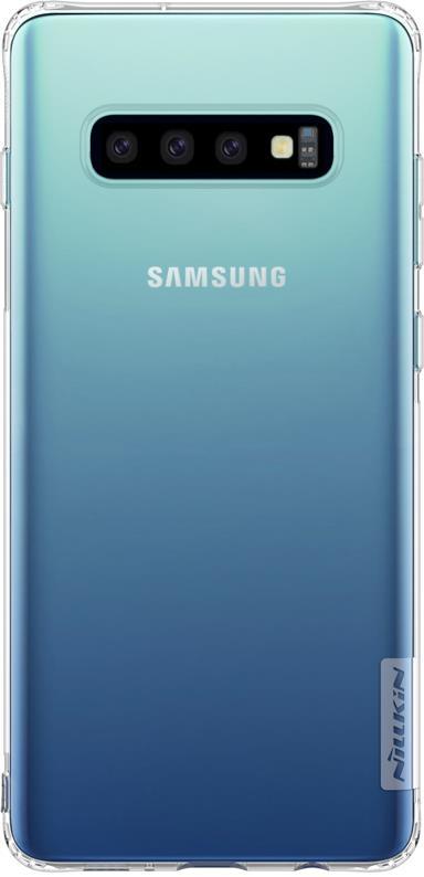 Чехол для сотового телефона Nillkin T-N-SGS10P-018, серый nillkin nature tpu case чехол для iphone 6 plus