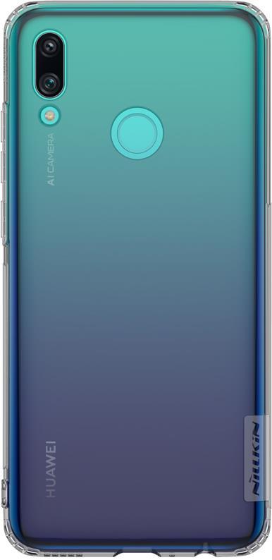 Силиконовый чехол для Huawei P Smart (2019)
