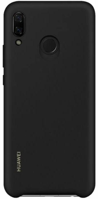 Чехол для сотового телефона Huawei 1242412, черный аксессуар чехол для huawei nova 3 2018 zibelino ultra thin case transparent zutc hua nova3 wht