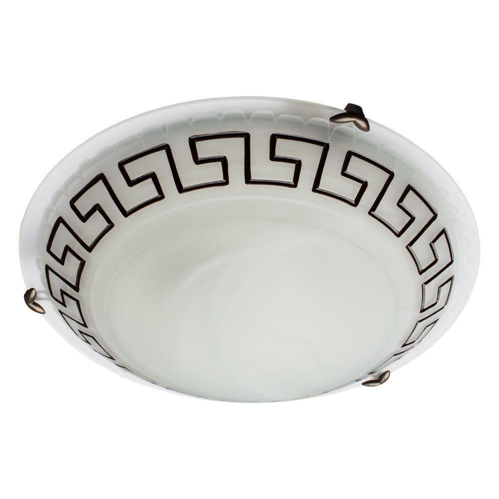 Потолочный светильник Arte Lamp A3650PL-3AB, белый цены