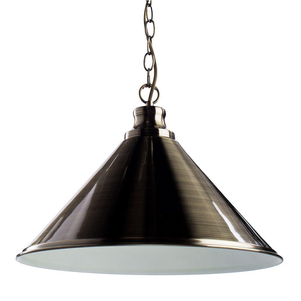 Подвесной светильник Arte Lamp A9330SP-1AB, бронза