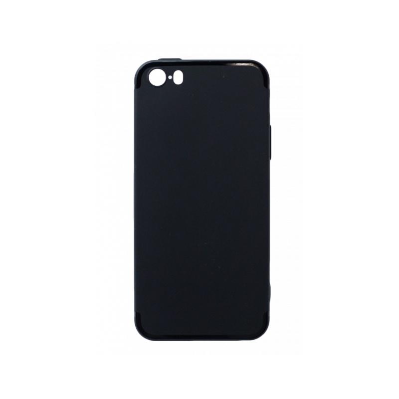 Чехол для сотового телефона Чехол задней крышки смартфона для iPhone 6 / 6s / 7 / 8 / 6 Plus / 6s Plus / 7 Plus / 8 Plus / X, черный чехол аккумулятор interstep power для apple iphone 6 6s 7 8 plus 5000мач черный