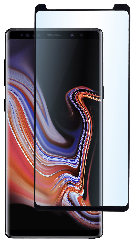 Защитное стекло skinBOX SP-991 аксессуар защитное стекло для samsung galaxy note 9 2018 onext 3d full glue black 41905