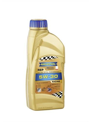 Моторное масло RAVENOL 1141088-001-01-9991141088-001-01-999RAVENOL REP Racing Extra Performance SAE 5W-30 полностью синтетическое легкотекучее моторное масло. Низкое содержание сульфатной золы, пониженная вязкость HTHS обеспечивают экономию топлива. Уменьшает выброс вредных веществ в атмосферу. Благодаря специальному комплексу присадок, с содержанием вольфрама, RAVENOL REP Racing Extra Performance SAE 5W-30 отлично показывает себя при спортивном режиме эксплуатации. Снижает трение, уменьшает износ и значительно улучшает механическую эффективность. Обеспечивает прочную масляную пленку при очень высоких рабочих температурах. Защищает от износа, коррозии (окисления), пенообразования. RAVENOL REP Racing Extra Performance SAE 5W-30 специально разработано для бензиновых двигателей автомобилей, участвующих в гонках при тяжелых условиях. Протестировано партнерами: N?rburgring, Hockenheim Premium Partner, рекомендовано Ральфом Шумахером (Ralf Schumacher)