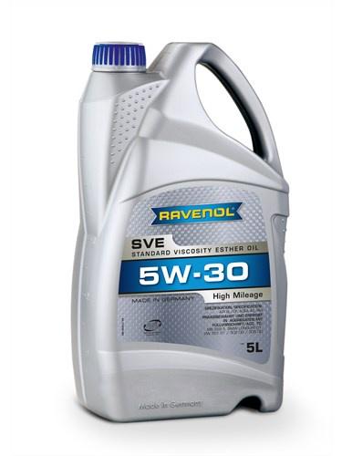 Моторное масло RAVENOL 1116101-005-01-999 смазка ravenol 1340121 100 04 999