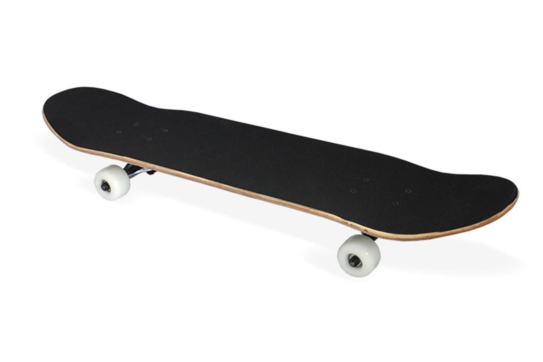 Скейтборд Moove&Fun MP3108, черный