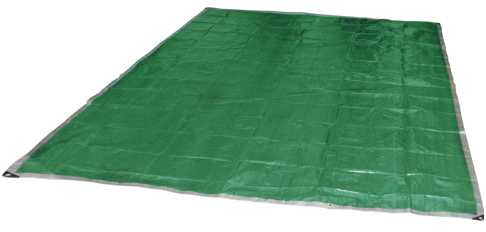Тент T-6*12, зеленый