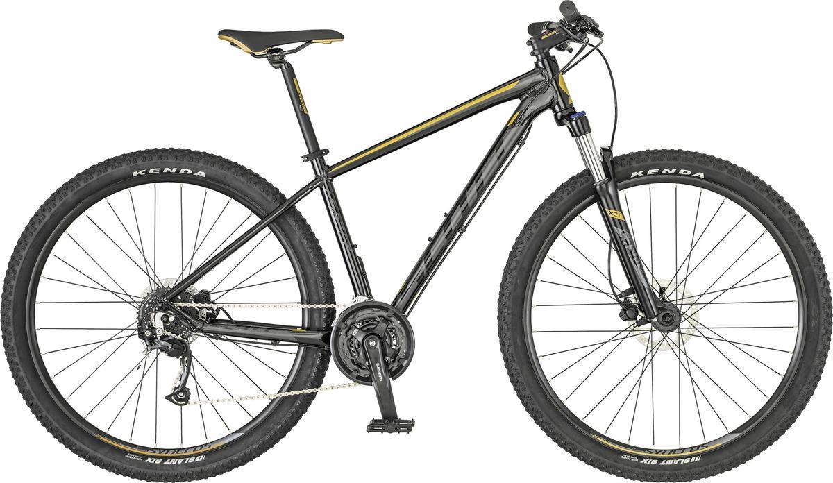 Велосипед горный Scott Aspect 950, 269806, черный, бронза, размер рамы M