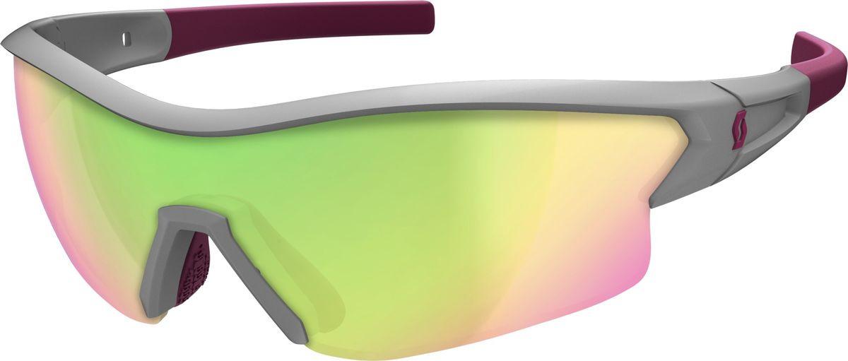 Велосипедные очки Scott Leap, 266009-5441303, зеленый