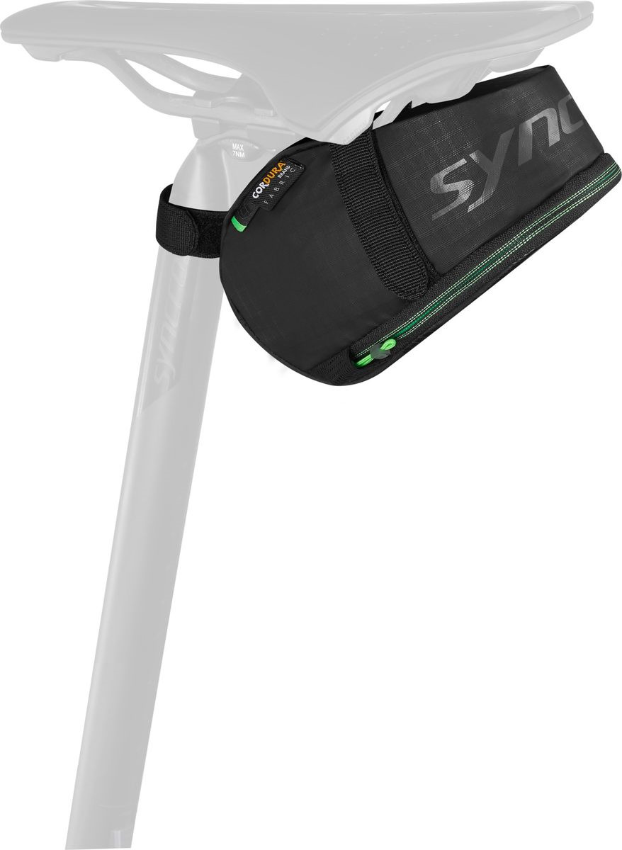 Велосумка под седло Syncros HiVol 600, 264522-0001, черный цена