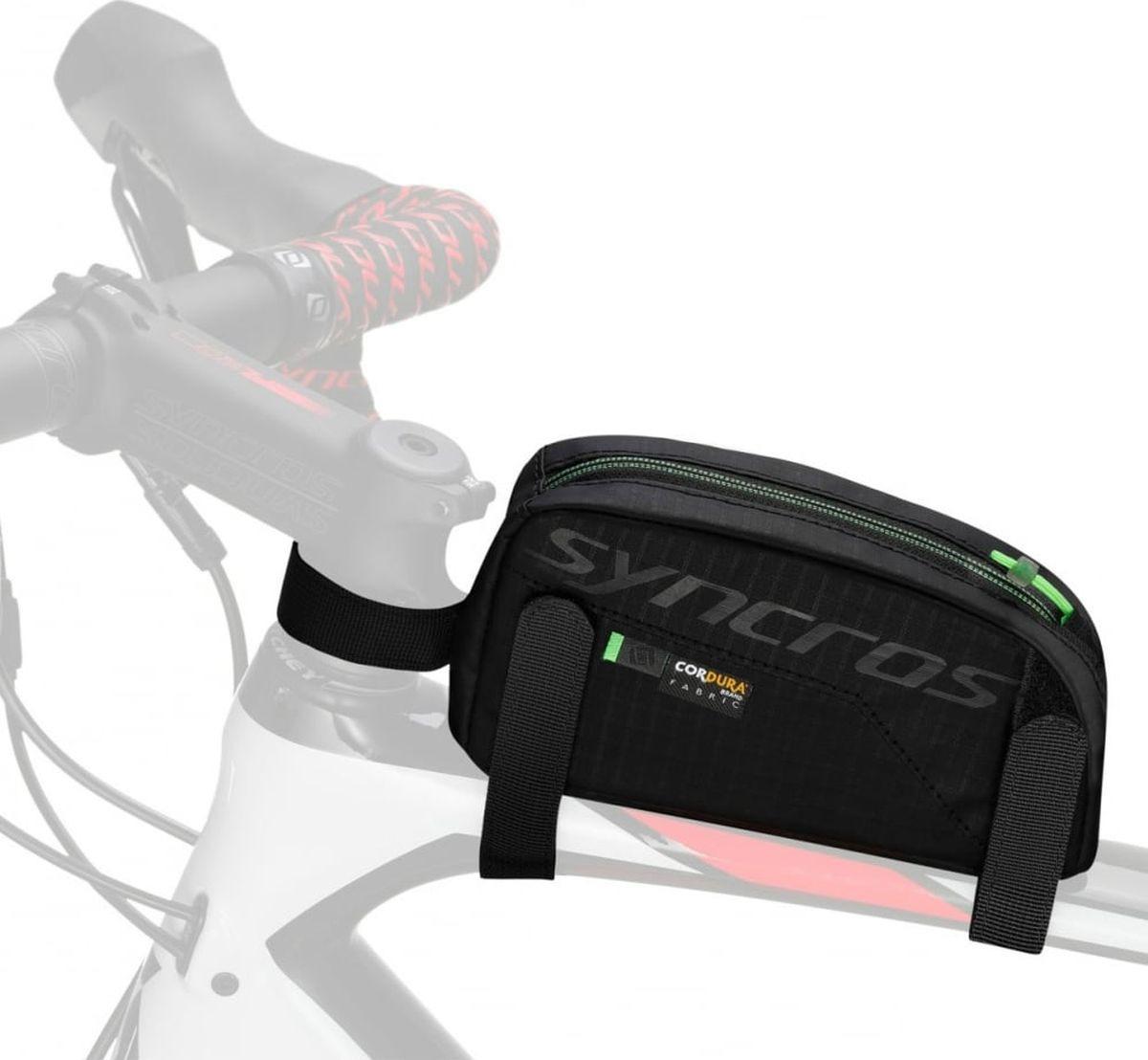 цена на Сумка на раму Syncros Frame Nutrition, 264526-0001, черный
