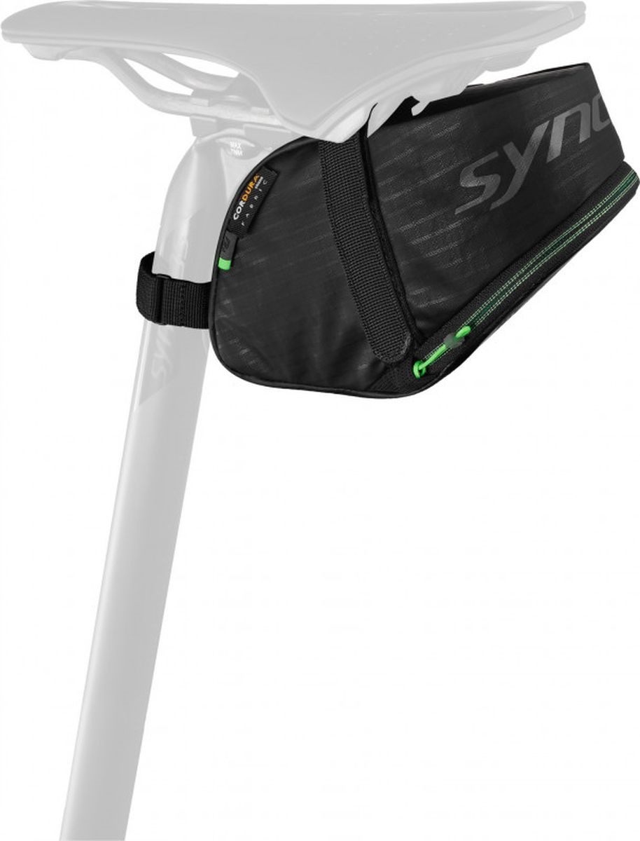 Велосумка под седло Syncros HiVol 800, 264521-0001, черный цена